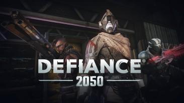 Анонсирован новый free-to-play онлайновый шутер Defiance 2050