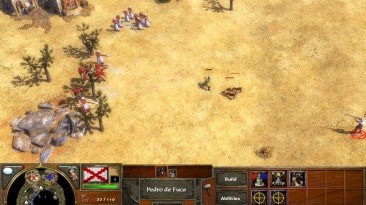 """Age Of Empires 3 """"Карта - The Lost Country"""""""