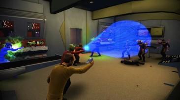Agents of Yesterday для Star Trek Online выйдет на консолях