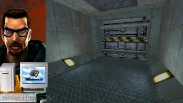 Обзор Half-life 1 (Dreamcast ver.). Неизвестная Мультиплатформа Пилот