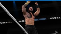 "WWE 2K16 ""Roman Reigns Survivor Series 2020 Наряд (Лицевая анимация) WWE 2K19 Порт Мод"""