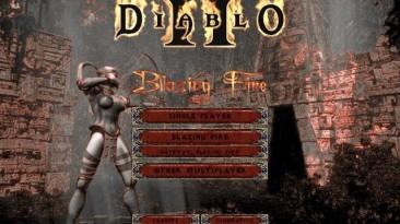 """Diablo 2 """"Blazing fire"""""""