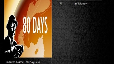 80 Days: Трейнер/Trainer (+1: Деньги / Money) [1.02s] {MrAntiFun}