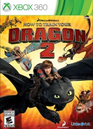 Обложка игры How to Train Your Dragon 2