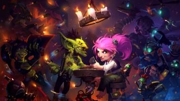 Фанат Hearthstone создал карту мира World of Warcraft с событиями из ККИ