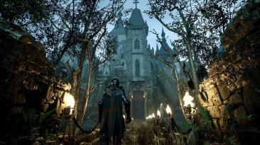 Demon's Souls на движке Unreal Engine 5 - художник представил атмосферный кадр