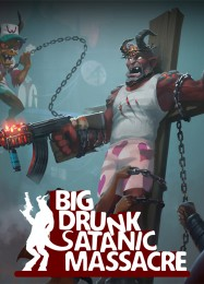 Обложка игры Big Drunk Satanic Massacre