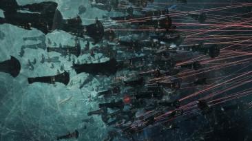 Война в EVE Online унесла почти 800 тысяч кораблей