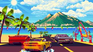 В 80's Overdrive будет несколько режимов, тюнинг и 3D