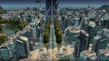 "Anno 2070 ""Мод на неисчерпаемые запасы ресурсов"""