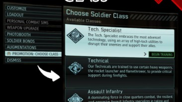 "XCOM 2 ""[WOTC] Choose My Class"""