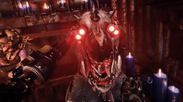 Новый ролик Necromunda: Hired Gun демонстрирует кибер-мастифа