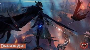 Концепт-арт с Антиванскими Воронами из Dragon Age 4