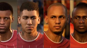 "FIFA 20 ""Liverpool Facepack"""