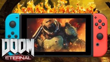 Разработчики Doom Eternal планируют выпустить игру на Nintendo Switch в ближайшее время
