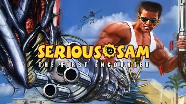 """Serious Sam """"Версия игры для смартфонов"""""""