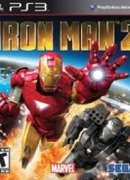 Обложка игры Iron Man 2