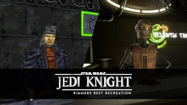 Фанат воссоздал первый уровень из Star Wars: Jedi Knight - Dark Forces 2 на Unreal Engine 4