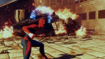 "The Amazing Spider-Man 2 ""Паучье чутье в стиле Marvel's Spider-Man"""