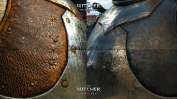 Сравнительное видео новой версии мода The Witcher 3 HD Reworked Project 12.0 Ultimate
