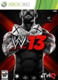 Обложка игры WWE '13