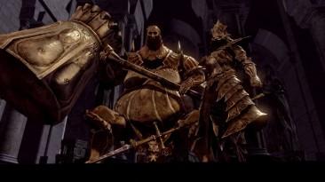 Стримерша прошла самых сложных боссов Dark Souls, не нажимая кнопку удара