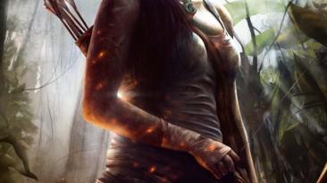 "Rise of the Tomb Raider ""Красивые арты"""