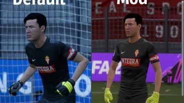 """FIFA 21 """"Реальные вратарские перчатки"""""""