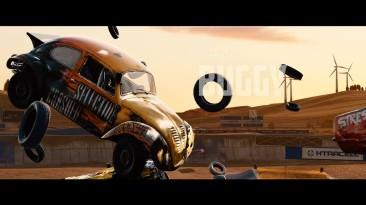 Wreckfest: Ретро-автомобили появятся в игре с новым обновлением