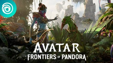 Удивительный мир Пандоры в дебютном трейлере Avatar: Frontiers of Pandora