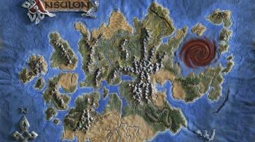 """Sid Meier's Civilization 6 """"Карта - Ansalon"""""""