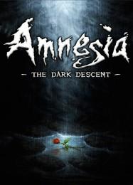 Обложка игры Amnesia: The Dark Descent