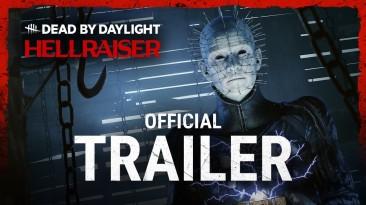 Взгляните на трейлер Dead by Daylight Hellraiser и сыграйте за Пинхеда
