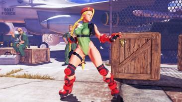 В Street Fighter 5 прибывают лутбоксы