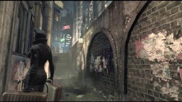 За гранью зримого Batman: Arkham City...