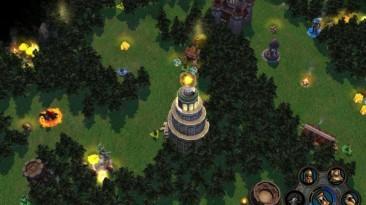 "Heroes Of Might And Magic 5: Повелитель орды ""Карта - Bobolopolis"""