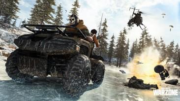 В Call of Duty: Warzone забанили более 500 тыс. читеров