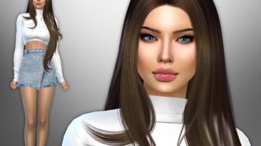 "The Sims 4 ""Gwen Lombardi Симка"""