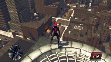 """Spider-Man: Web of Shadows """"Более тёмная и мрачная атмосфера"""""""
