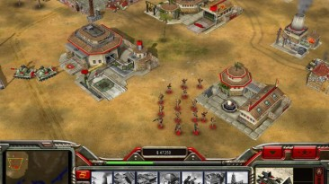 """Command & Conquer Generals: Zero Hour """"Карта - Out There"""""""
