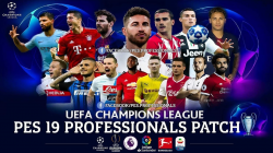 "PES 2019 ""Опшин для Professionals Patch v3 #09.10.2020 [PES Empire]"""