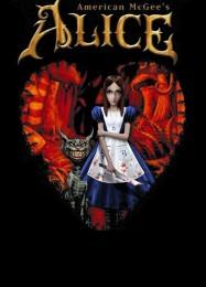 Обложка игры American McGee's Alice