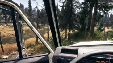 Far Cry 5 Машины атакуют!