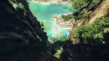 The Climb - Новый VR проект Crytek на CryEngine