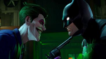 Batman: The Enemy Within - Telltale Games сообщила сроки появления игры на Nintendo Switch