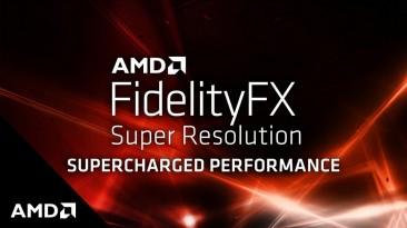 AMD выпустила драйвера с поддержкой FSR