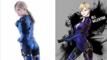 Косплей Jill Valentine - Resident Evil