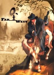 Обложка игры Far West
