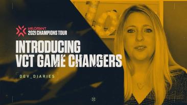 Riot объявил о создании VCT Game Changers, лиги Valorant для женщин и других маргинализированных полов