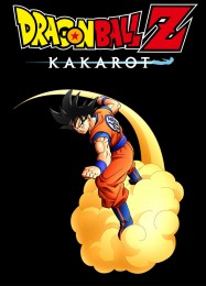Обложка игры Dragon Ball Z: Kakarot